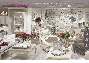 Diseño de Tienda Online By Stefanie