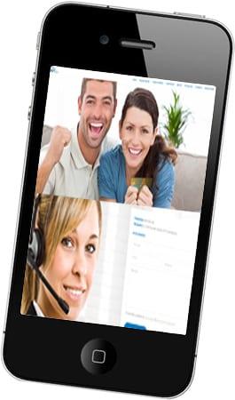Desarrollo web responsive para Dentalart