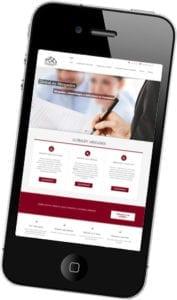 Desarrollo web para GlobaLey