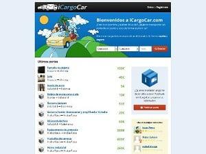 Desarrollo web para iCargoCar