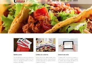 Desarrollo web para Covadul