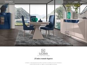 Diseño de página web para una tienda de muebles en Valladolid