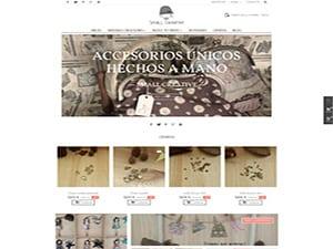 Diseño web para Small Creative