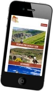 Diseño web responsive para Siente Castilla y León