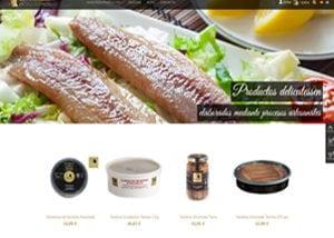 Desarrollo web para El Pescador de Villagarcía