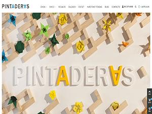 Diseño de una tienda online para Pintaderas