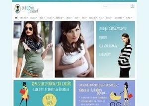 Desarrollo de Tienda Online para La Ropita Premamá