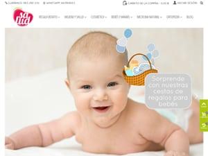 Desarrollo de una página web para Farmacia Salud
