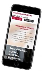 Diseño adaptativo de webs para profesionales