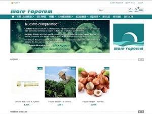 Desarrollo página web para Mareva Porum