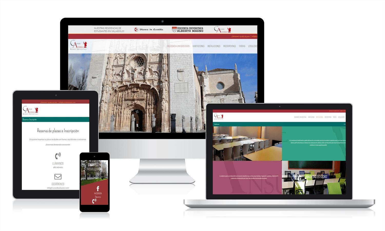 Diseño de páginas web en Valladolid
