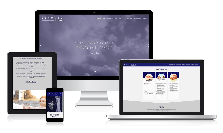Diseño y desarrollo de páginas web Valladolid